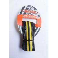 Vỏ xe cuộc MAXXIS Detonator 700x23c (không talon) (cặp) (đen vàng)