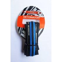 Vỏ xe cuộc MAXXIS Detonator 700x23c (không talon) (cặp) (đen xanh da trời)