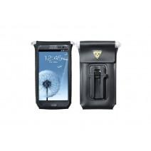 Túi gắn điện thoại chống nước trên ghi đông TOPEAK Smartphone Drybag 5'' (đen) (TT9831B)