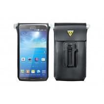 Túi gắn điện thoại chống nước trên ghi đông TOPEAK Smartphone Drybag 6'' (đen) (TT9840B)