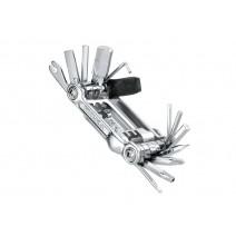 Bộ mini tool TOPEAK MINI 20 PRO (bạc) (23 chức năng) TT2536S