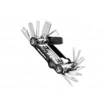 Bộ mini tool TOPEAK MINI 20 PRO (đen) (23 chức năng) TT2536B