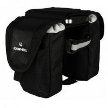 Túi kẹp sườn Roswheel Double Pouch Pannier (đen)