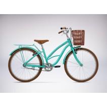 Xe đạp thành phố Savannah (xanh ngọc)