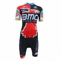 Bộ quần áo xe đạp BMC Switzerland