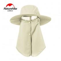 Nón tai bèo NatureHike vành rộng (màu khaki)