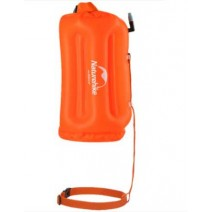 Phao bơi NatureHike tích hợp drybag (20L)