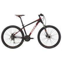 """Xe đạp nguyên chiếc MTB Giant Ricon DISC 2018 (bánh xe 27.5"""") (đen-cam)"""