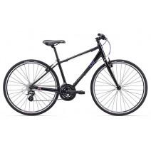 Xe đạp đường phố Giant LIV Alight 2 DD - 2017 (bánh xe 700c) (đen)
