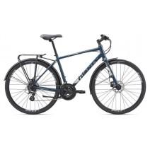 Xe đạp đường phố Giant Escape 2 City Disc 2019 (bánh xe 700c) (xanh navy)