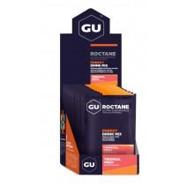 Bột năng lượng hòa tan GU Roctane Energy Drink Mix (mùi trái cây nhiệt đới) (hộp 10 gói)