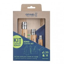 Bộ dao bếp dã ngoại Opinel Nomad cooking kit (OPI 002177)
