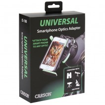 Carson HookUpz Universal SmartPhone Adapter IS-100
