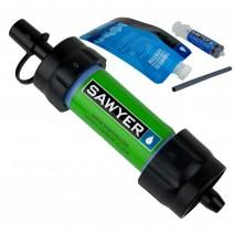 Bộ lọc nước bỏ túi Sawyer Mini (xanh lá cây) (SP101)
