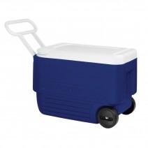 Thùng đá có bánh xe kéo Igloo Wheelie Cool™ 36L (xanh dương) (53 lon)