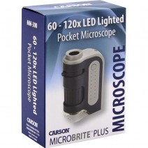Kính hiển vi Carson MicroBrite 60-120x LED Lighted Pocket Microscope