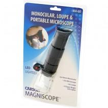 Kính hiển vi Carson MagniScope (3 trong 1) (ống nhòm, kính lúp và kính hiển vi)