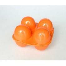 Hộp đựng trứng (4 trứng) (cam)