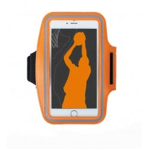Túi đeo tay chạy bộ đựng điện thoại SILO (cam)