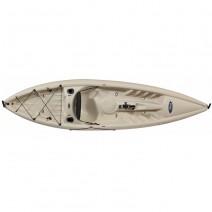 Thuyền kayak câu cá Pelican CASTAWAY 100 Sit-on-Top Fishing
