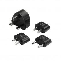 Bộ phích cắm du lịch Lewis N. Clark Adapter Plug (dùng cho hơn 175 quốc gia) (LNC EK58)