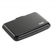 Ví đựng thẻ Lewis N. Clark RFID-Blocking Aluminum Wallet (đen) (LNC 1201)