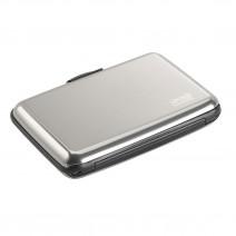 Ví đựng thẻ Lewis N. Clark RFID-Blocking Aluminum Wallet (bạc) (LNC 1201)