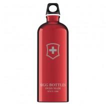 Bình nước SIGG Classic Swiss Emblem 1000ml (Red)