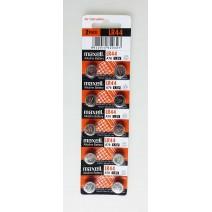 Pin nút MAXELL LR44  (vỉ 10 viên)