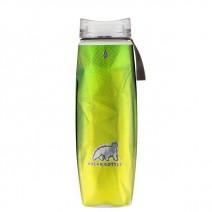 Bình nước giữ nhiệt POLAR Ergo 650ml (xanh lá cây)