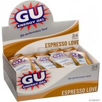 Gel năng lượng GU Energy Gel (mùi espresso) (nguyên hộp 24 gói)