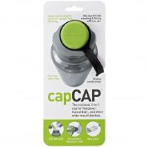 Nắp bình nước HumanGear CapCAP Replacement Bottle (xanh lá cây / xám)