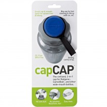 Nắp bình nước HumanGear CapCAP Replacement Bottle (xanh dương / xám)
