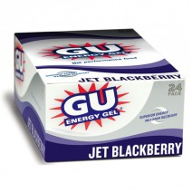 Gel năng lượng GU Energy Gel (mùi dâu đen) (nguyên hộp 24 gói)