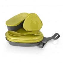 Bộ hộp đựng thực phẩm dã ngoại Light My Fire LunchKit (vàng) (LMF 41375610)