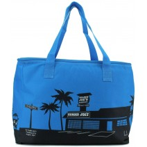 Túi giữ nhiệt Trader Joe's Blue Insulated Tote