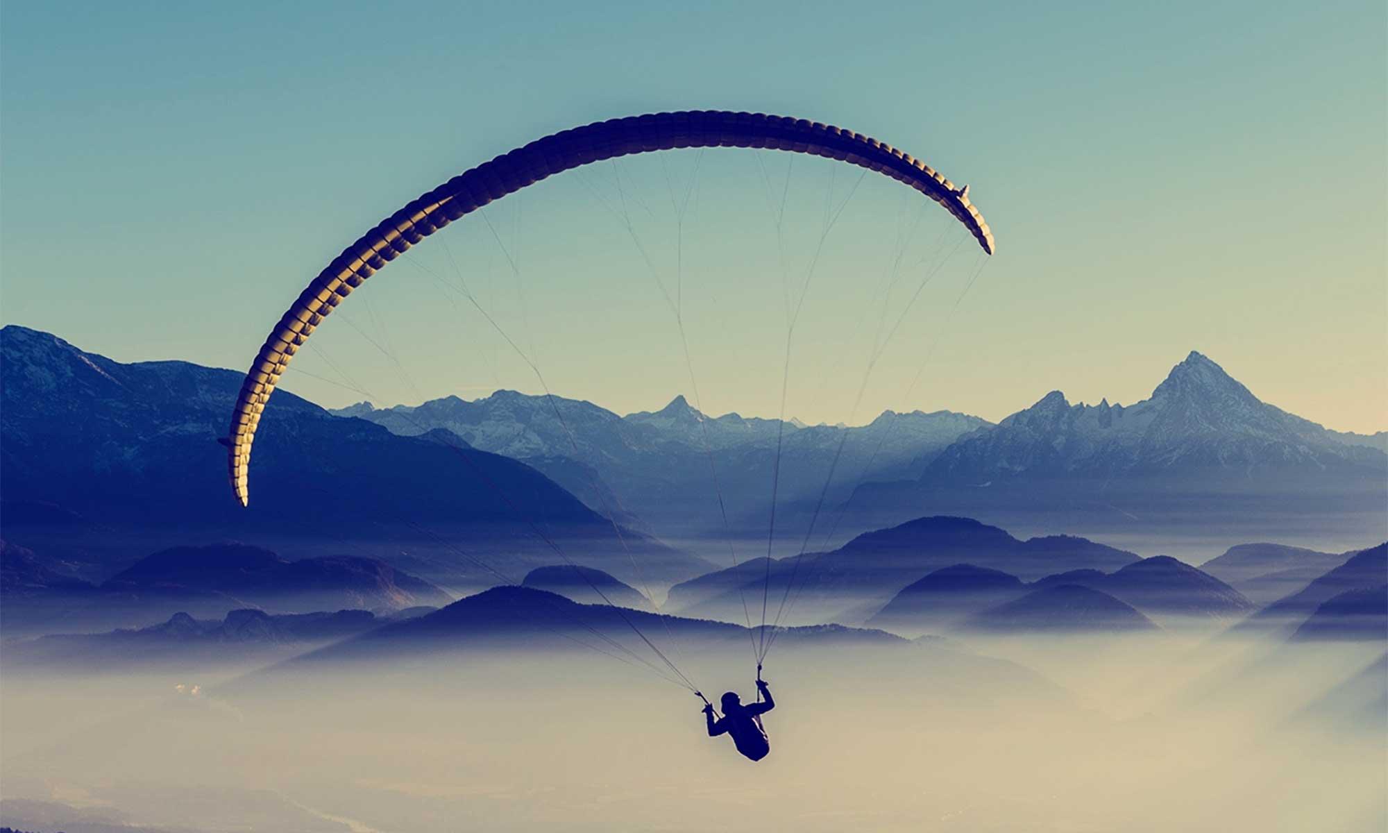 Dù Lượn - Paragliding